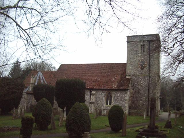 St Mary's Church, Kings Worthy