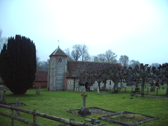 St Michael and All Angel's Church, Lower Bullington