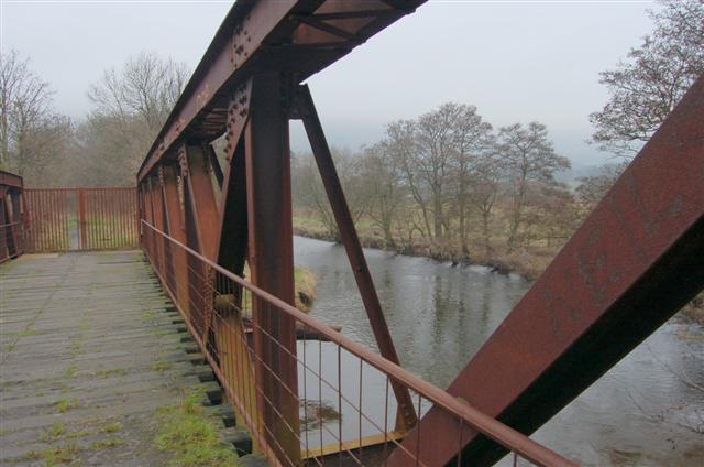 Bridge over The Devon
