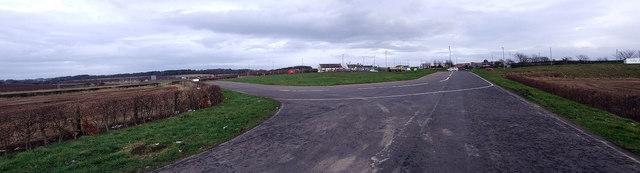 Sandyford Roundabout