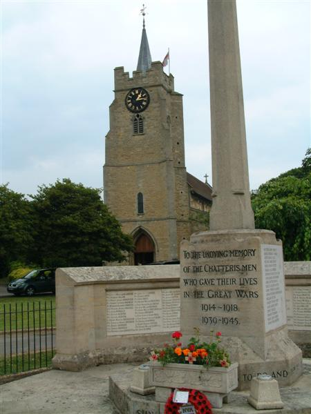 Chatteris Parish Church of St Peter and St Paul