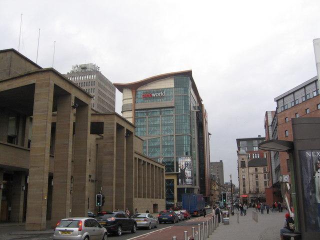 Killermont Street, Glasgow
