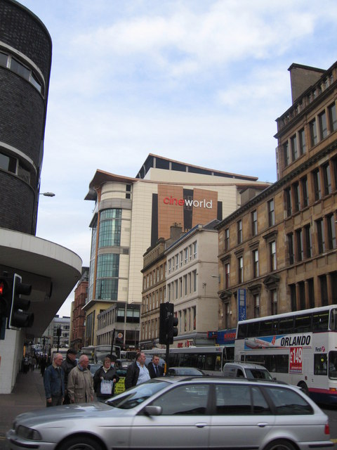Renfield Street, Glasgow
