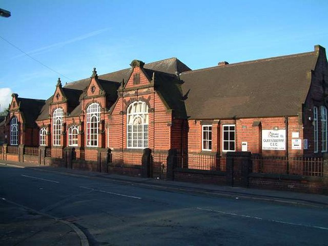 Queensberry School, Normacot