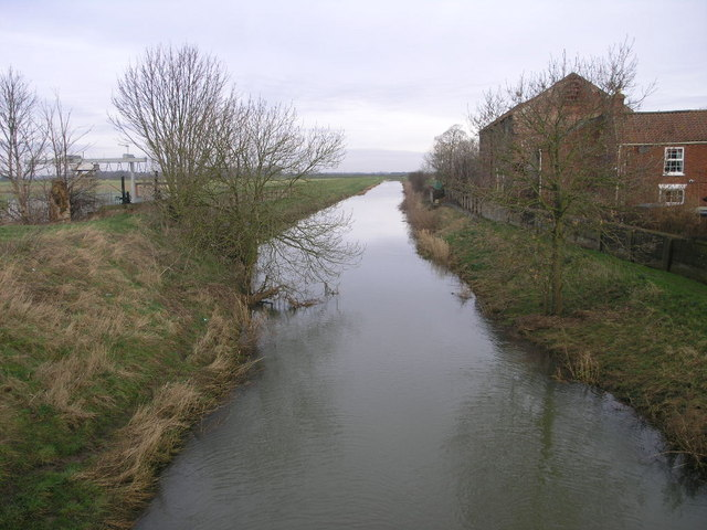 Footpath and Canal