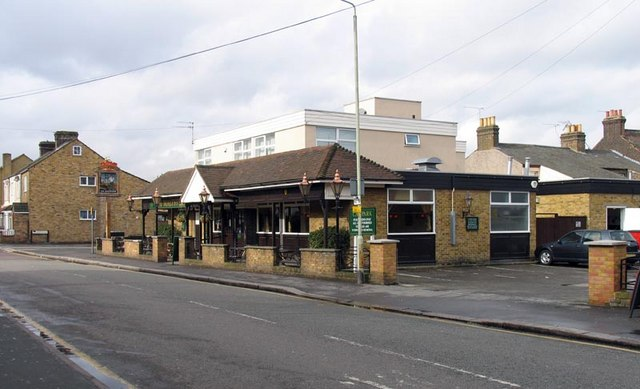 The Maltsters, Public House, Windmill Lane Cheshunt, Herts