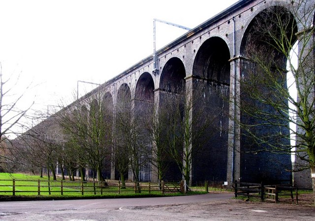 Digswell Viaduct, Hertfordshire