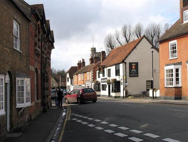 Church Street, Welwyn, Herts