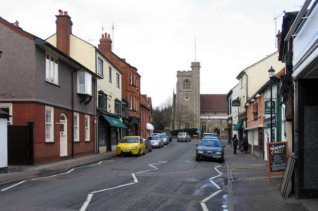 High Street, Welwyn, Herts