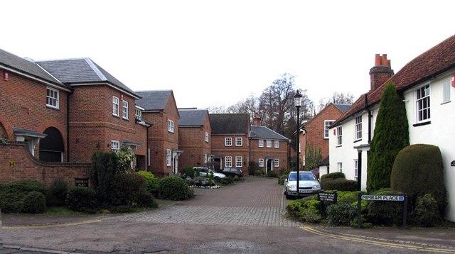 Mimram Place,Welwyn, Herts