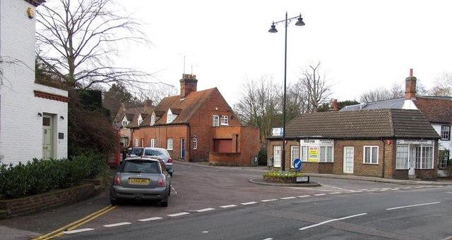 Off High Street,Welwyn