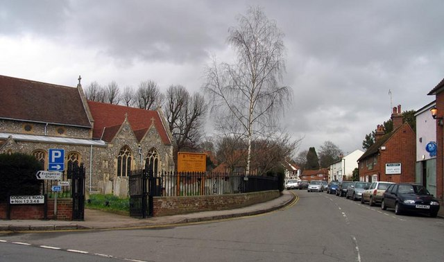 Church Street, Welwyn, Herts
