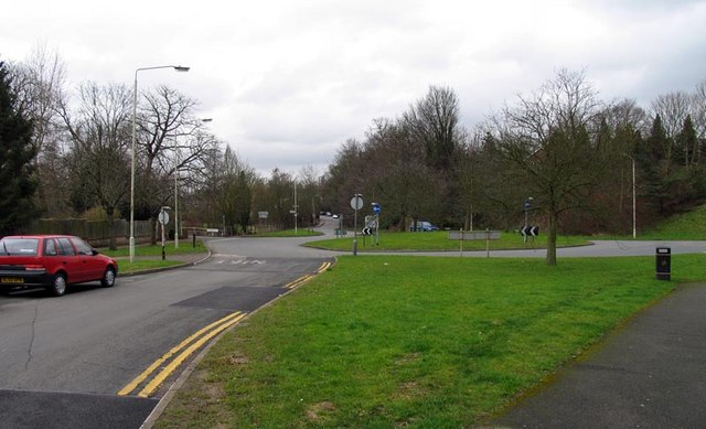 Roundabout, Welwyn, Herts