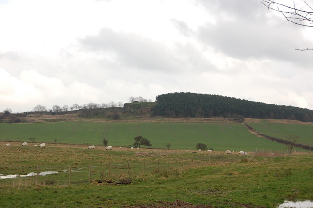 Farmland near Dodley
