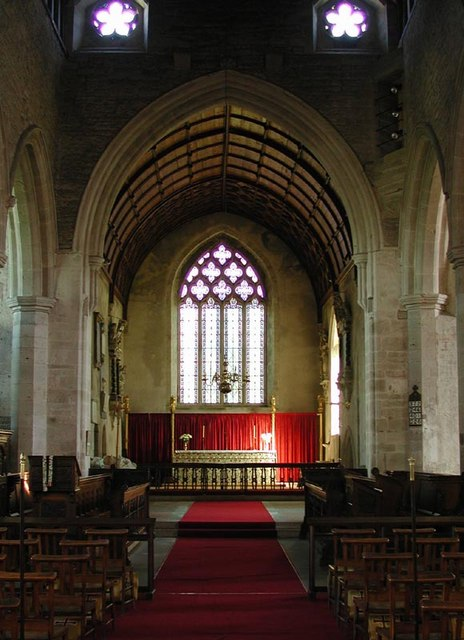 S Mary, Pembridge Heref. - East end