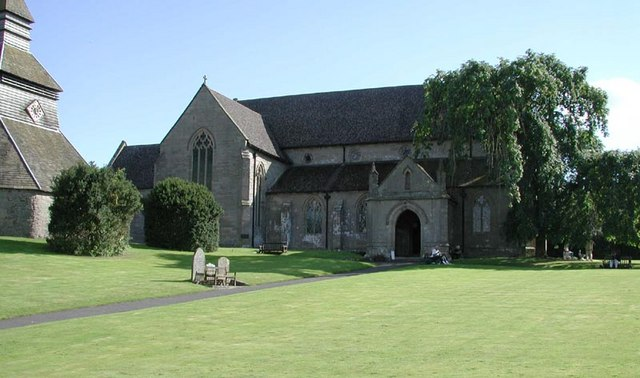 St Mary, Pembridge Heref.