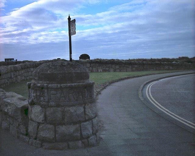 Promenâd Pwllheli Promenade