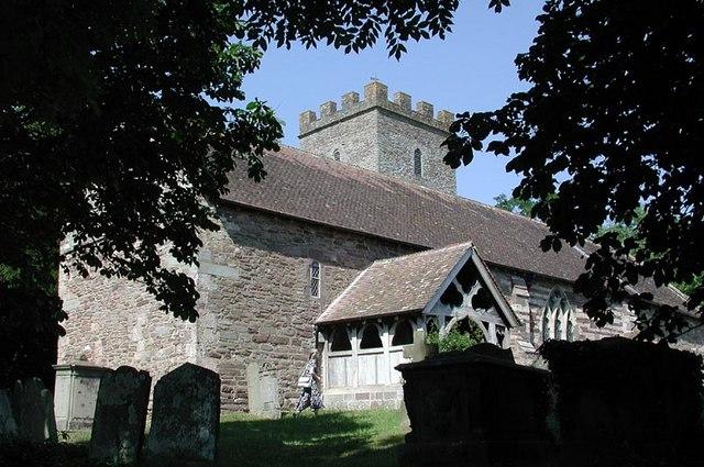 St Andrew, Bredwardine, Heref
