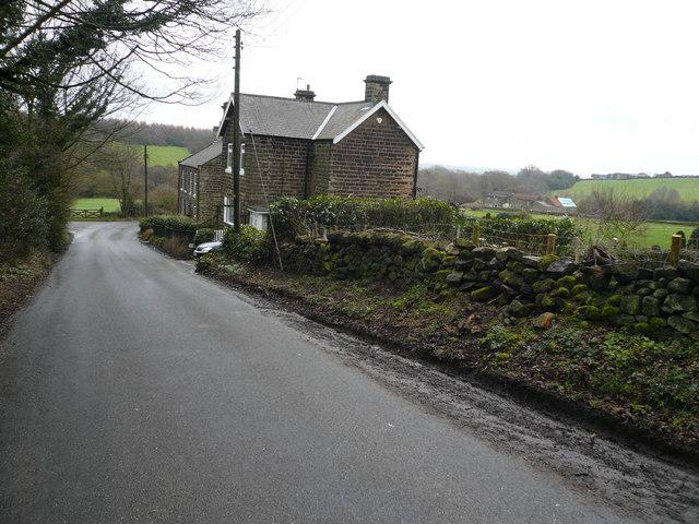 Alton Hill - Down View