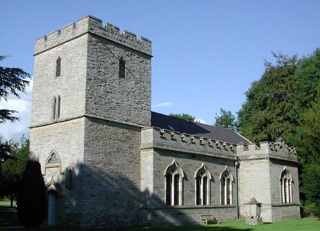 St John the Evangelist, Shobdon, Heref