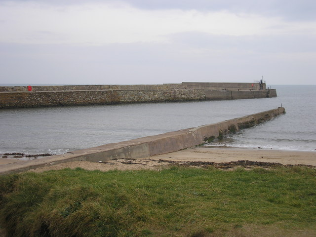 The Long Pier from the Shore