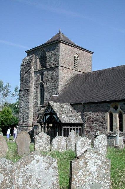 St Michael & All Angels, Ewyas Harold, Heref