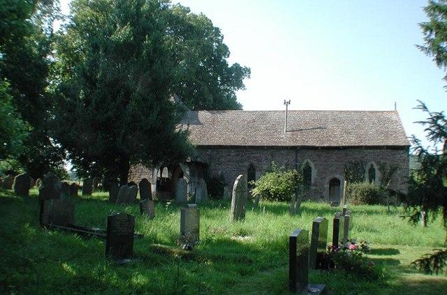 St Mary Magdalene, Turnastone, Heref