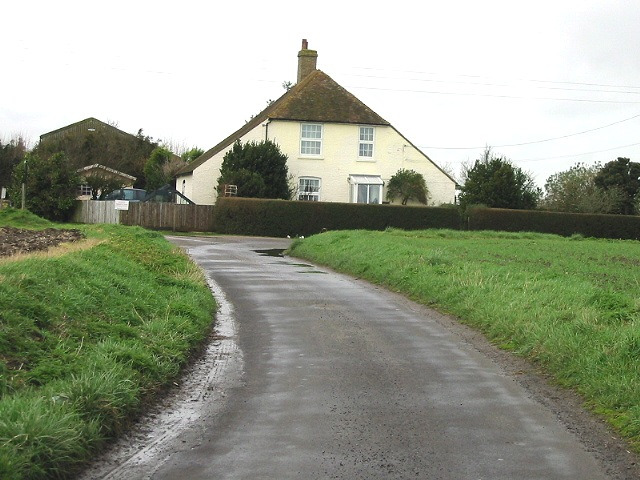 Temptye Farmhouse near Worth