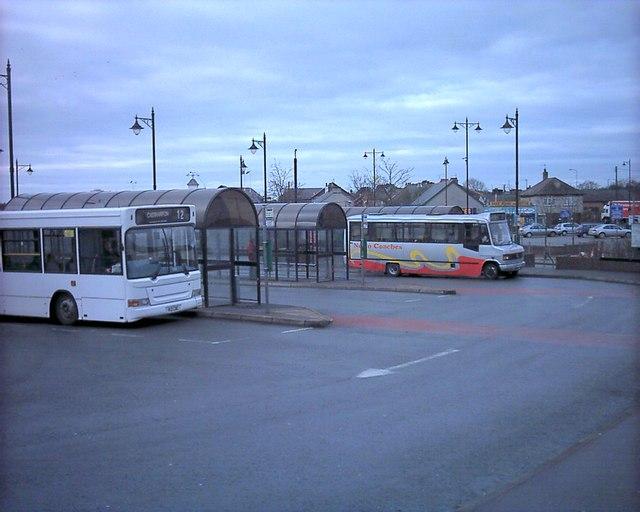 Gorsaf Bysiau Pwllheli Bus Station