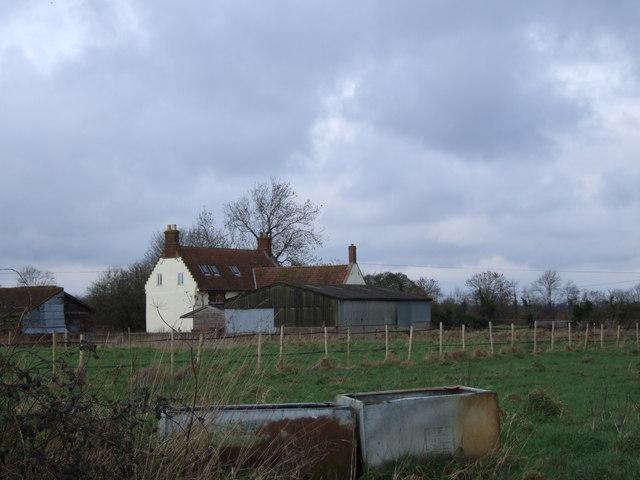 High House Farm, Wreningham