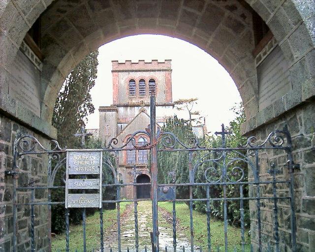Eglwys Boduan Church