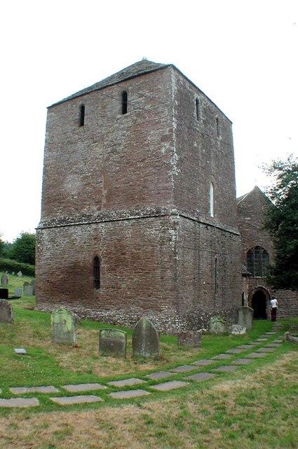 St Michael, Garway, Herefordshire