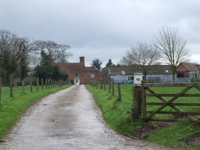 Manor Farm, Wattlefield