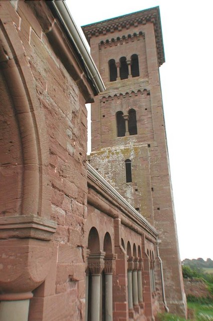 St Catherine, Hoarwithy, Herefordshire - Tower