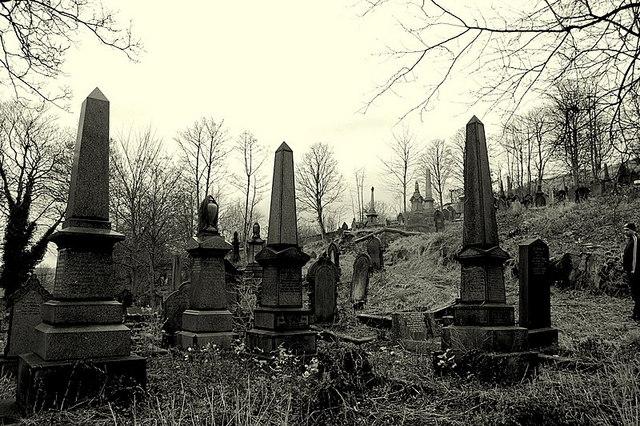 Farsley Baptist cemetery