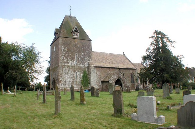 St David, Much Dewchurch, Herefordshire