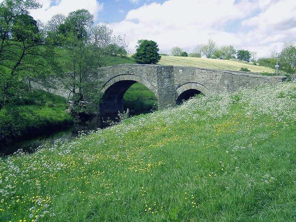 Semerwater bridge