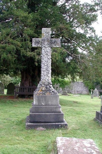 St David, Much Dewchurch, Herefordshire - Churchyard