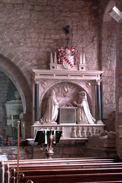 St David, Much Dewchurch, Herefordshire - Monument