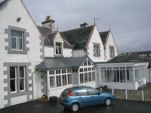 Lochboisdale Hotel, South Uist