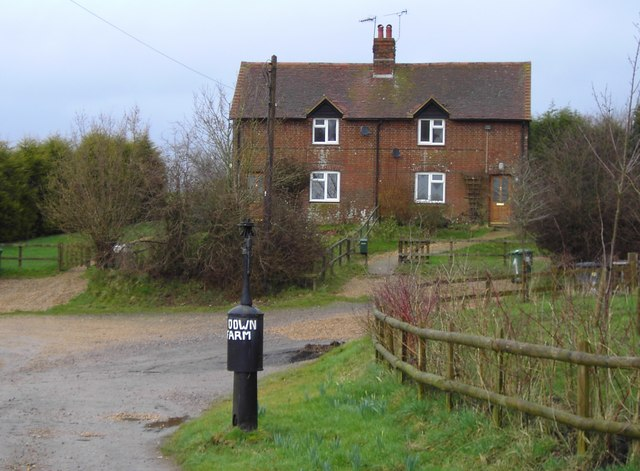 Cottages at Old Down Farm