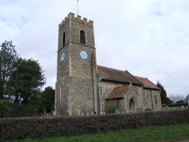 Wreningham Church