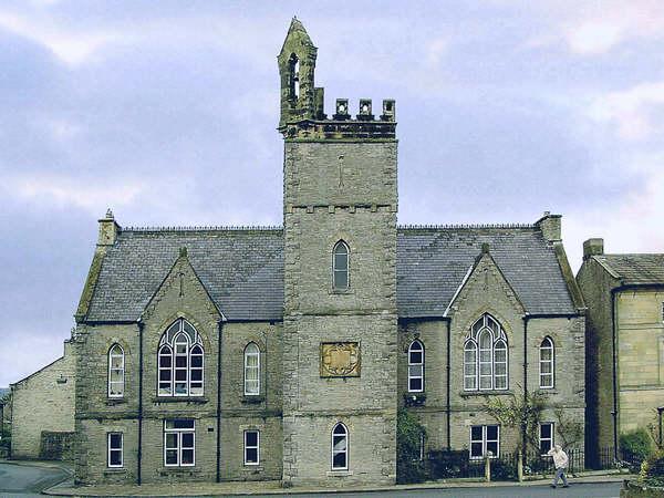 Middleham Old School House