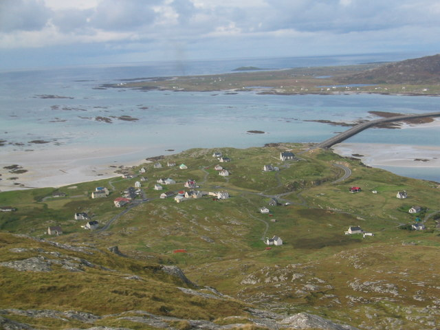 Eriskay Village