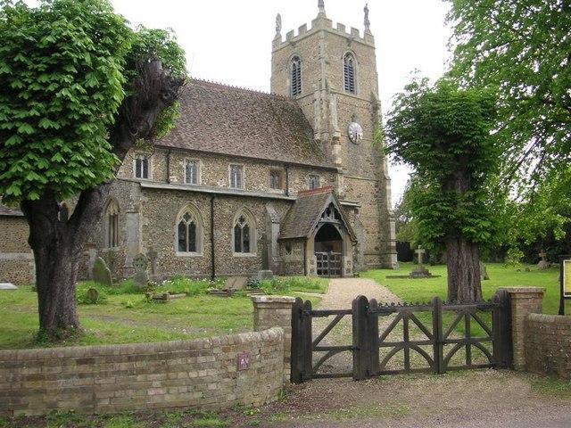 St Margarets Church - Abbotsley