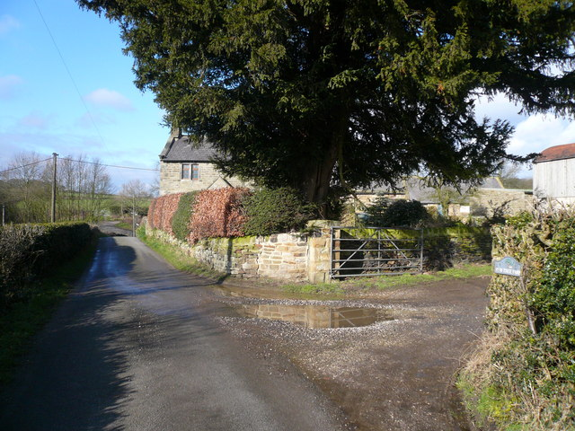 Press Lane - Yew Tree Farm
