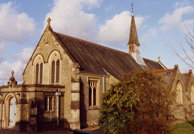 St John the Baptist's Church, Horrabridge, Devon