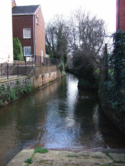 Higher Leat, Exeter