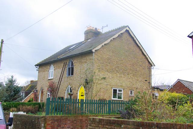 Cottages , Hunton