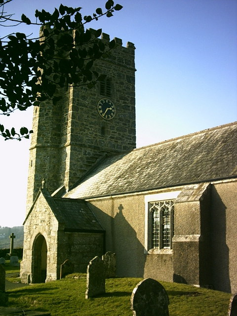 St Peter's Church, Buckland-in-the-Moor, Devon